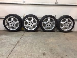 FS: Cup 1 Wheels & Tires
