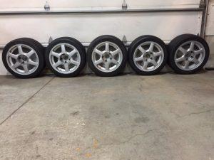 FS: AVS Wheels set of 5
