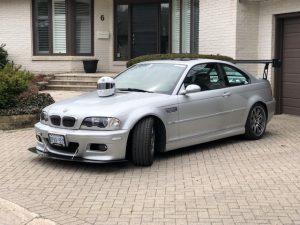 2002 E46 BMW M3 Track Car