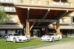 61st Porsche Parade at Jay Peak Vermont
