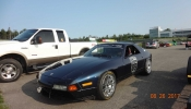 928 GTS Front