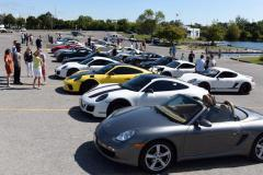 Aug 25 2019 Driving Tour hosted by Porsche Centre Downtown Toronto