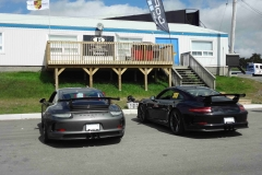 Braidan Tire Charity Event at CTMP, Friday Sept 19 2014