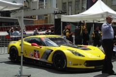 CTMP Mobil 1 Grand Prix Promo at Yonge and Dundas Square