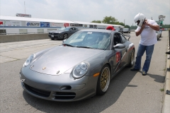 Test and Tune Day at CTMP, August 2012