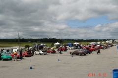 UCR PCA Event at Mosport June 11 12, 2011
