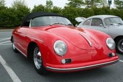 Worlds Largest Porsche Only Swap Meet 2010
