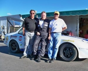 Max Schoemer, Randy Smith, Gary Lounsbury, June 2012.