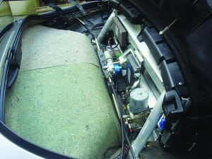 7) Inside With Cover Removed