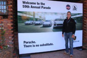 Gary Beutler at Parade