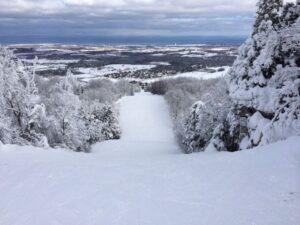 Osler ski run