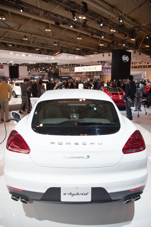 Canadian International Auto Show - Madia Day presentations.