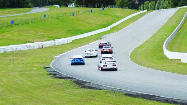 Club Race - 8