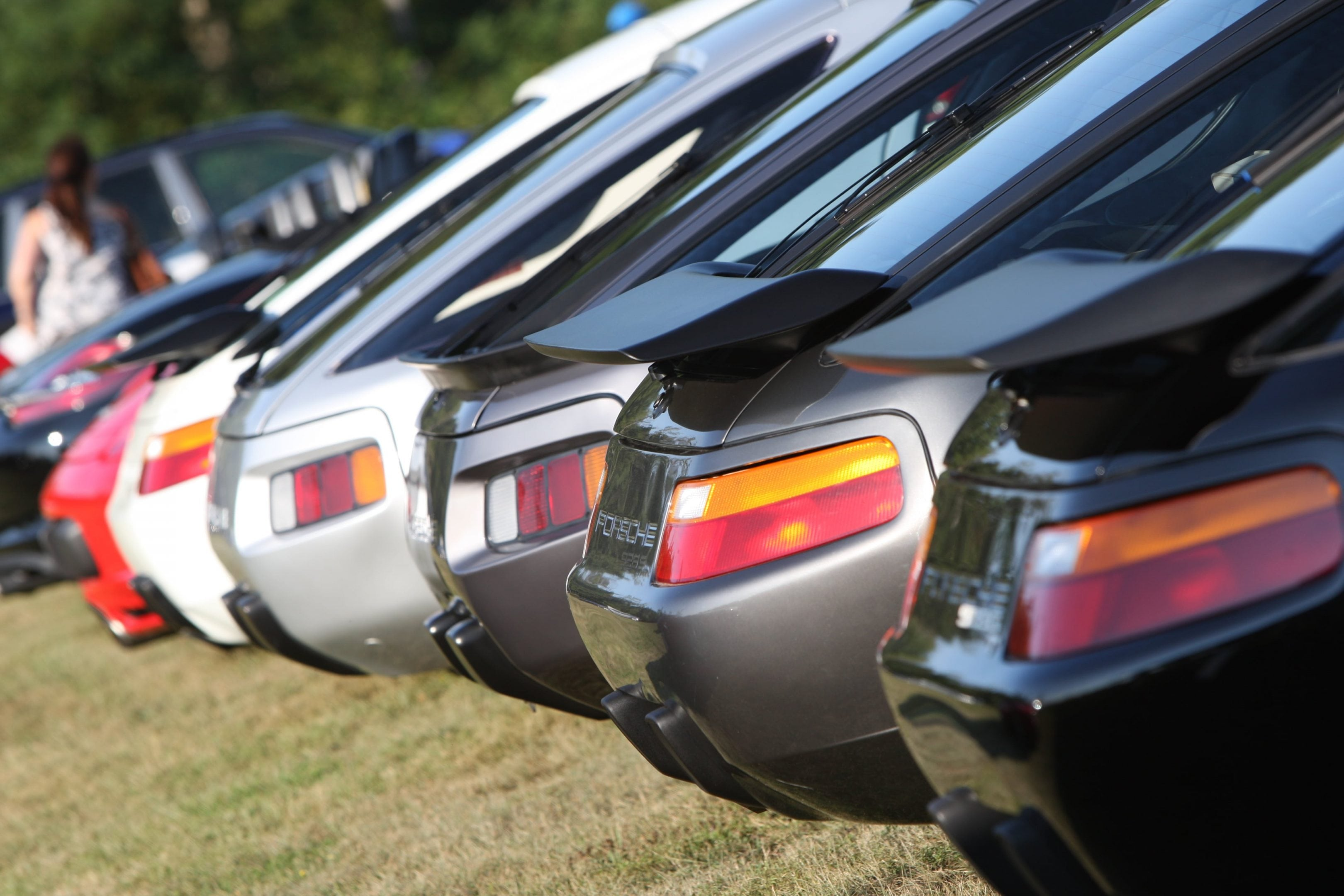 The event had a showing of more 928s than ever before.