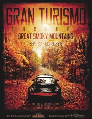 Smoky Mountains Tour Poster1
