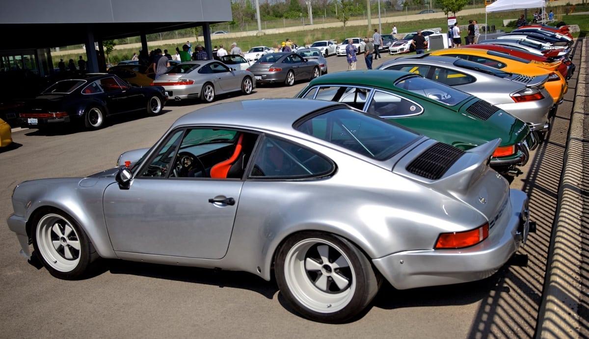 Porsche Oakville cars and Coffee 2016 43700