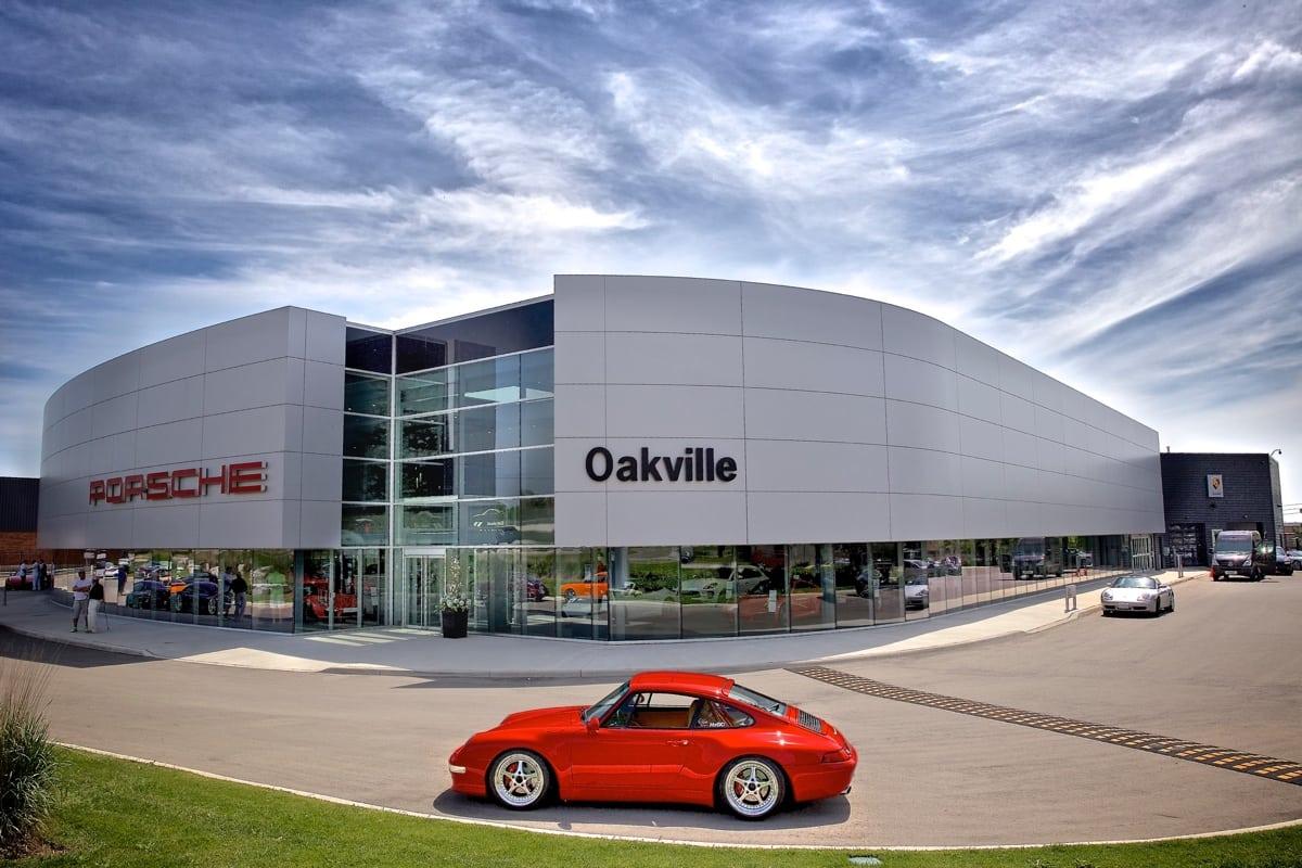 Porsche Oakville cars and Coffee 2016 43834