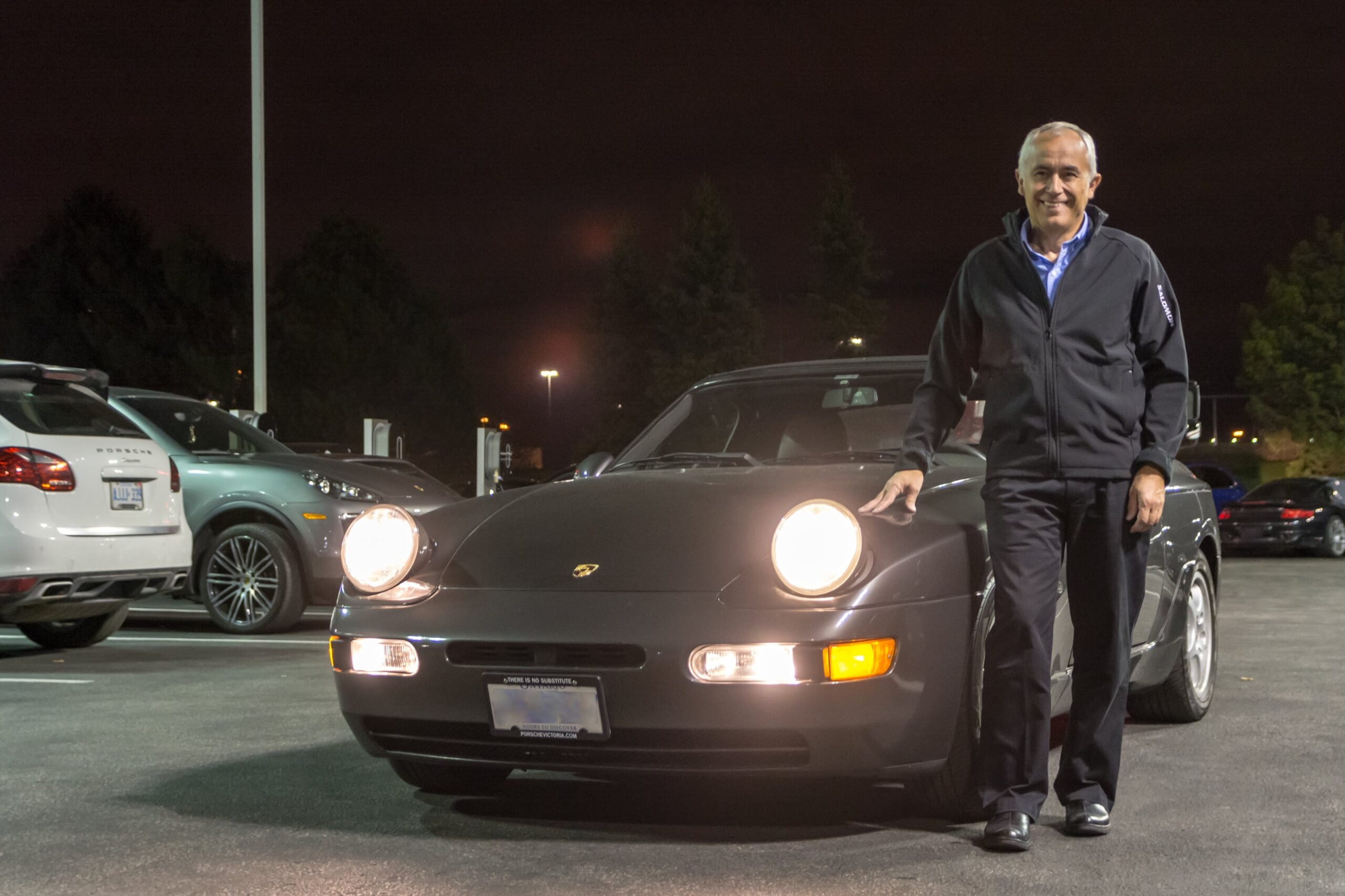40 YEARS of WATER COOLED TRANSAXLE PORSCHES: