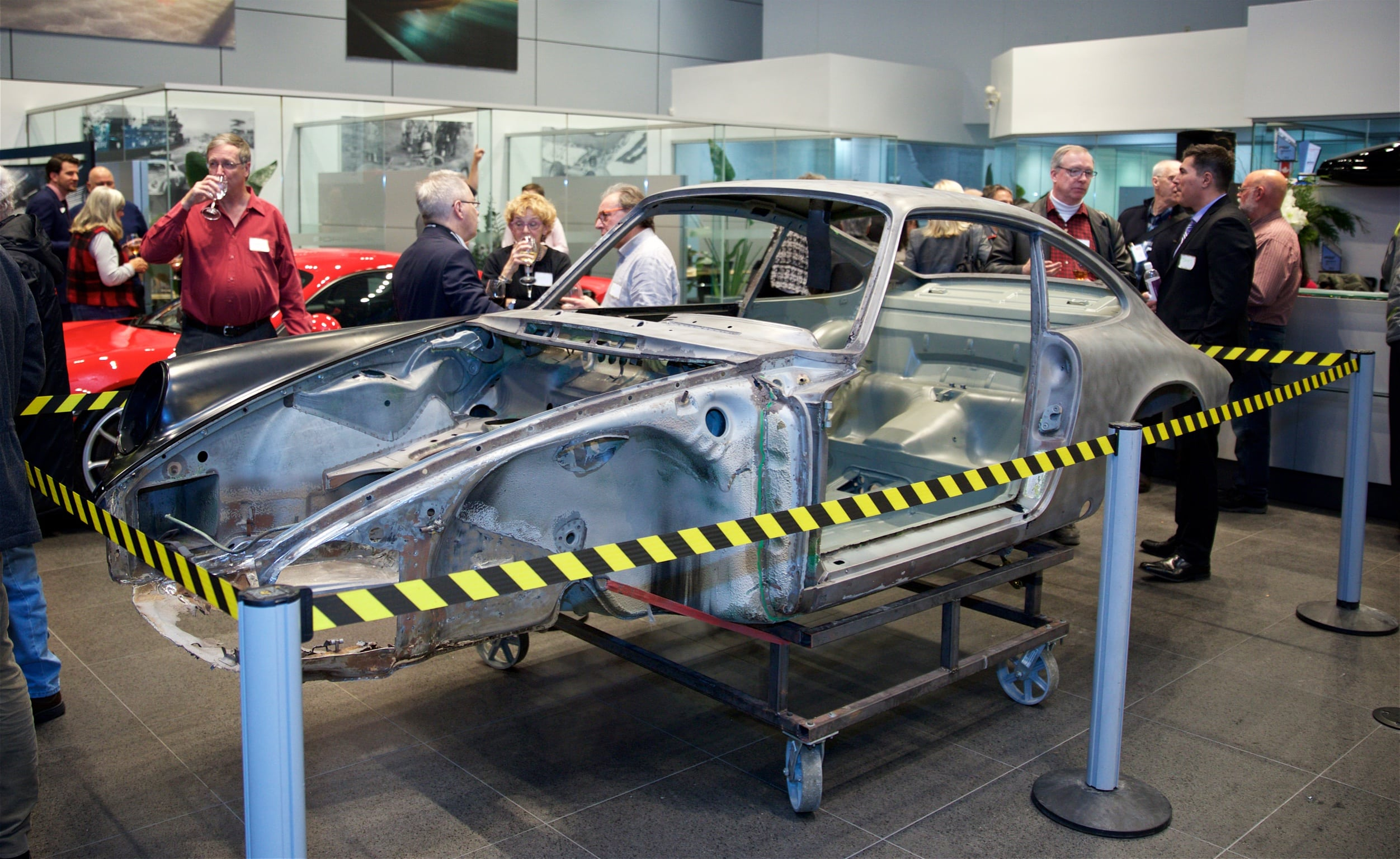 UNWANTED: THE HORST KROLL CARS Part IV | PCA UCR