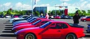 ANCASTER FUN RUN: A 924/944/968 Classic Porsche Run