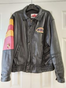 PCA/UCR Leather Jacket