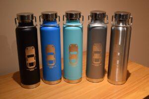 Porsche 928 Water Bottles