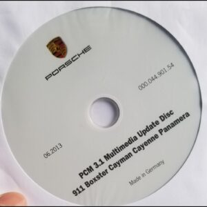 PCM 3.1 Update Disc