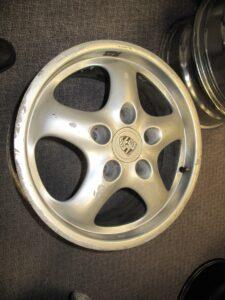 Original 17x9 Cup Wheel