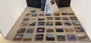 Porsche Collector's Game
