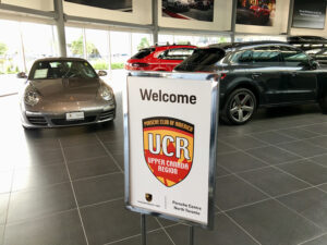 UCR SOCIAL - SPONSORED BY PORSCHE CENTRE NORTH TORONTO