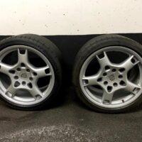"""OEM 997 19"""" wheels"""