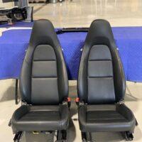Porsche Cayman 981 Seats